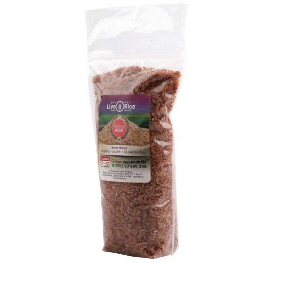 Beras Pink Live Rice