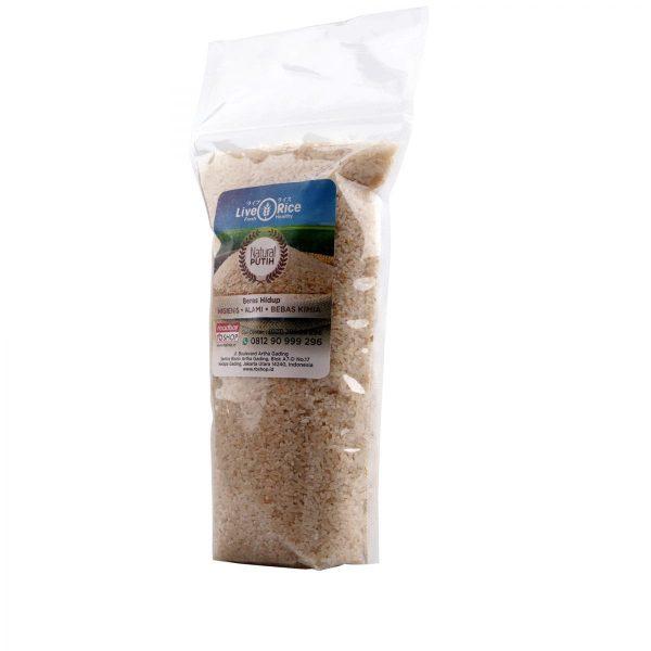 Beras Putih Live Rice