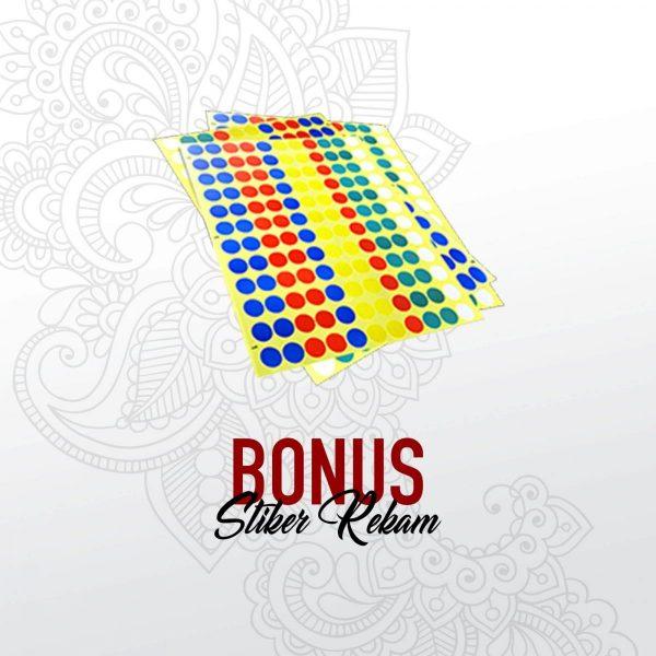 Bonus-Stiker-Rekam