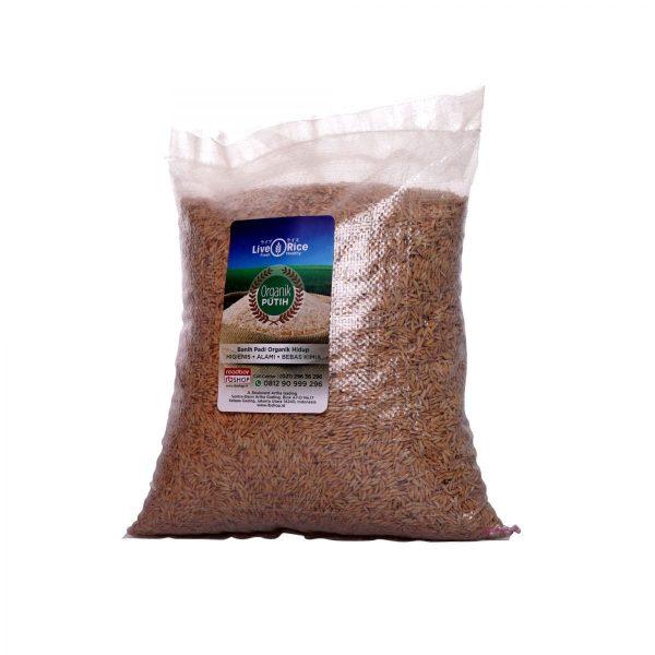 Gabah Organik Live Rice
