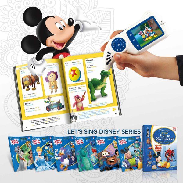 Paket-Disney