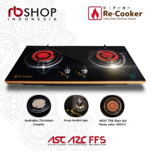 ReCooker Infrared Stove