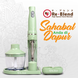 ReBlend High Speed Hand Blender