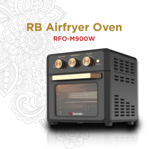 RB Air Fryer Oven Multi Fungsi RFO-M900W