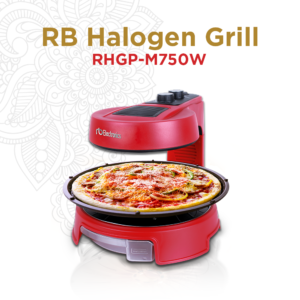 RB Halogen Grill RH-GP M750